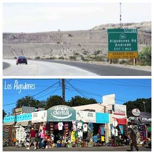 Los algodones Mexico